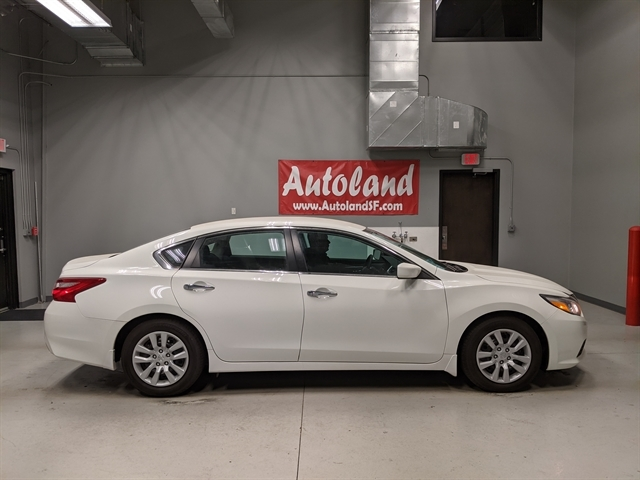 used 2017 Nissan Altima car, priced at $15,978
