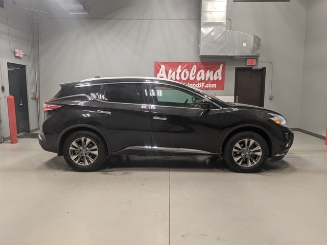 used 2017 Nissan Murano car, priced at $25,863